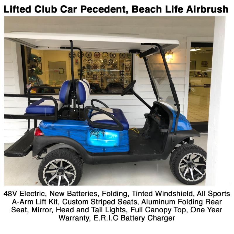 Coastline GOLF CARTS - Golf Cart Sales Crystal Coast NC