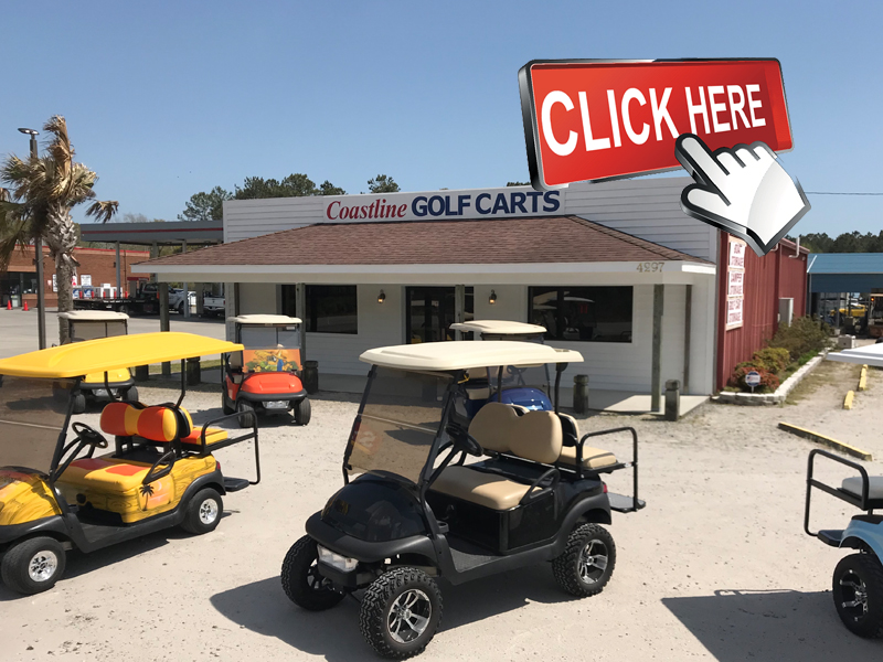 Emerald Isle NC Golf Carts