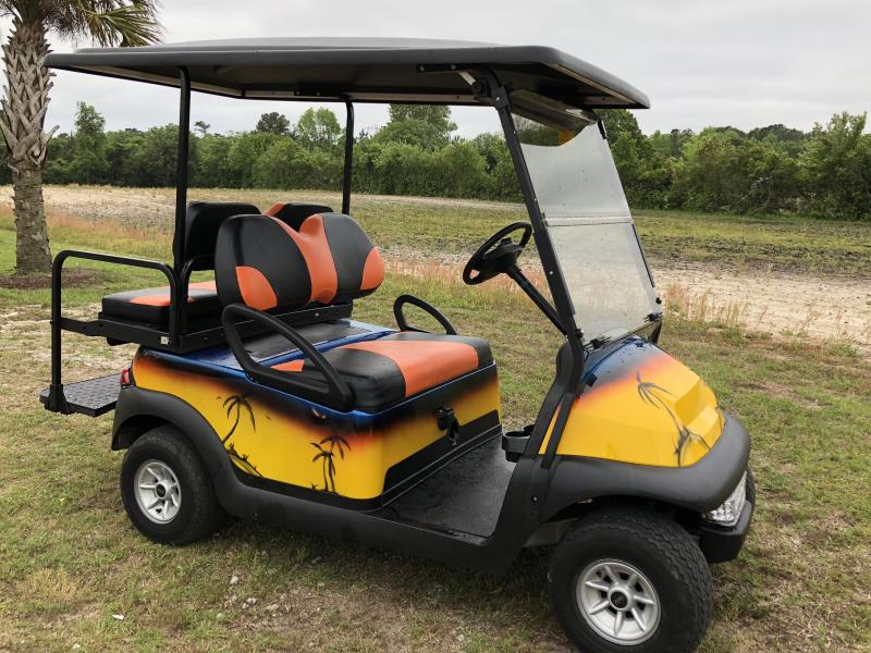 Coastline GOLF CARTS - Golf Cart Sales Ayden, NC